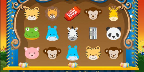 Cute & Cuddly MCPcom Daub Games