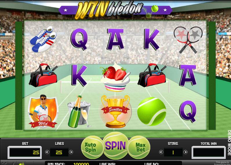Winbledon MCPcom Daub Games