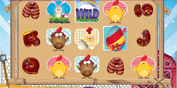 Easter Coop MCPcom Daub Games