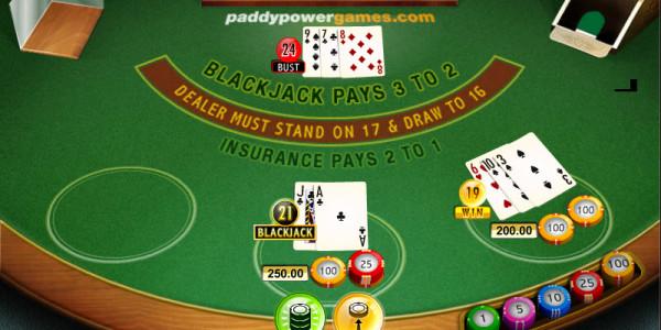 3 Hand Blackjack MCPcom Electracade2