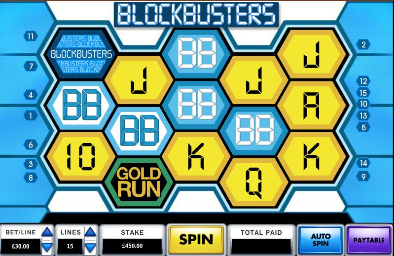 Blockbusters MCPcom Electracade
