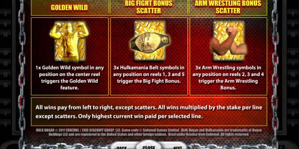 Hulkmania MCPcom Endemol Games pay