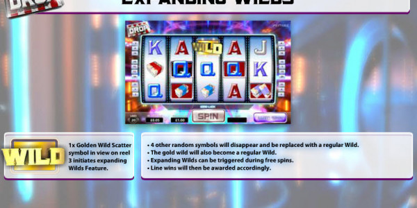 Million Pound Drop Slot MCPcom Endemol Games pay2