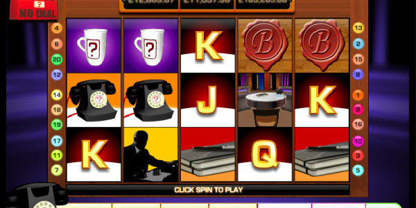 Deal or No Deal – The Banker's Riches MCPcom Endemol Games