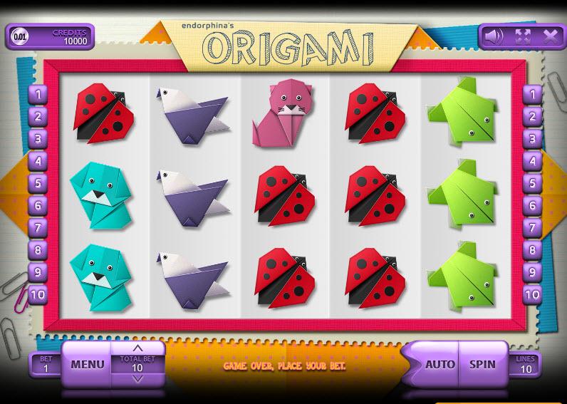 Origami MCPcom Endorphina