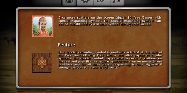 Mongol Treasures MCPcom Endorphina pay2