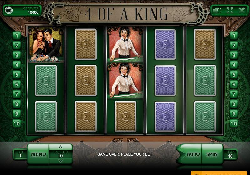 4 Of A King MCPcom Endorphina