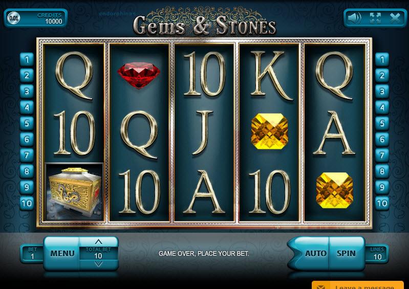Gems & Stones MCPcom Endorphina