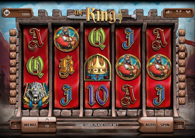 The King MCPcom Endorphina