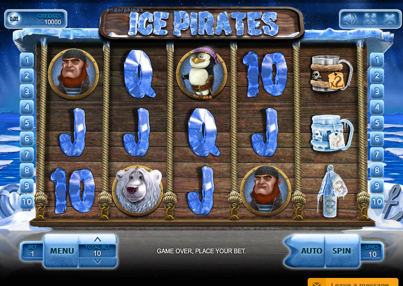 Ice Pirates MCPcom Endorphina