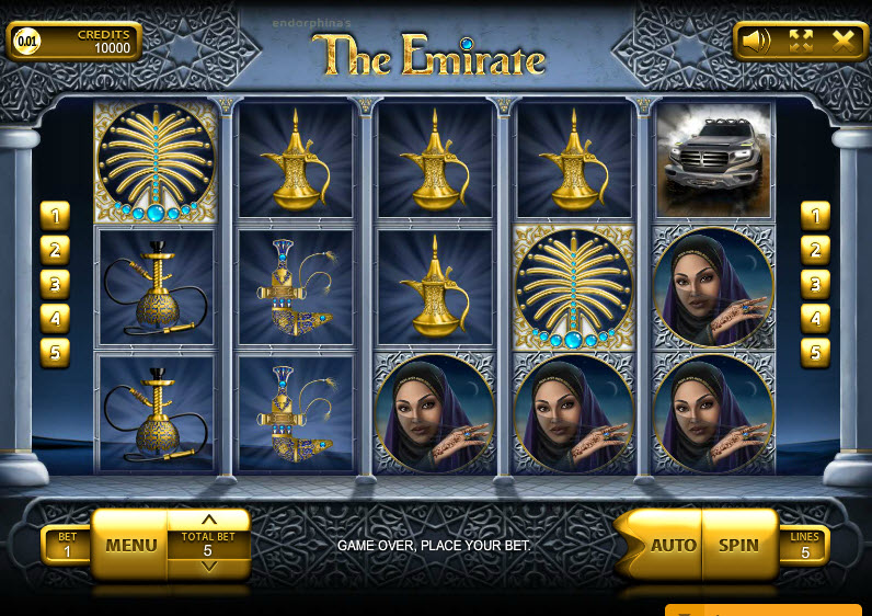 The Emirate MCPcom Endorphina