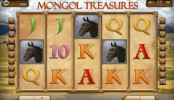 Mongol Treasures MCPcom Endorphina