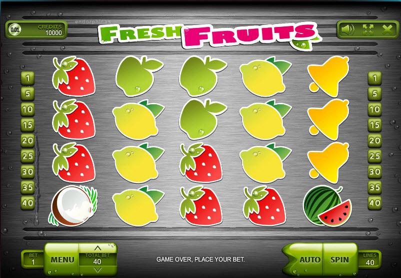 Fresh Fruits MCPcom Endorphina