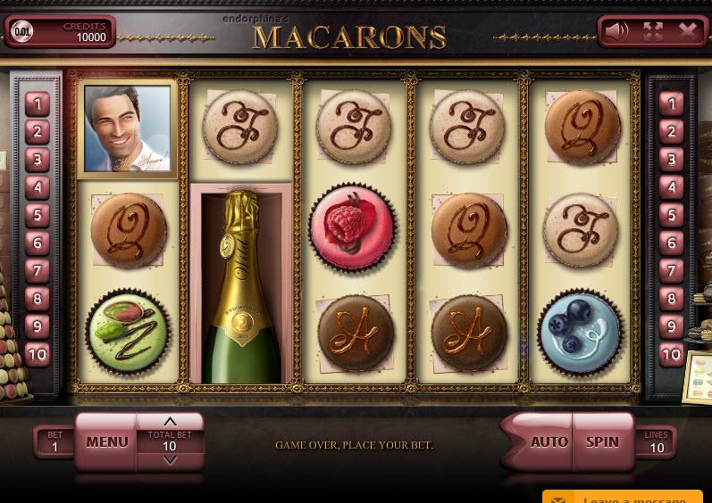 Macarons MCPcom Endorphina