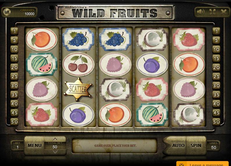 Wild Fruits MCPcom Endorphina