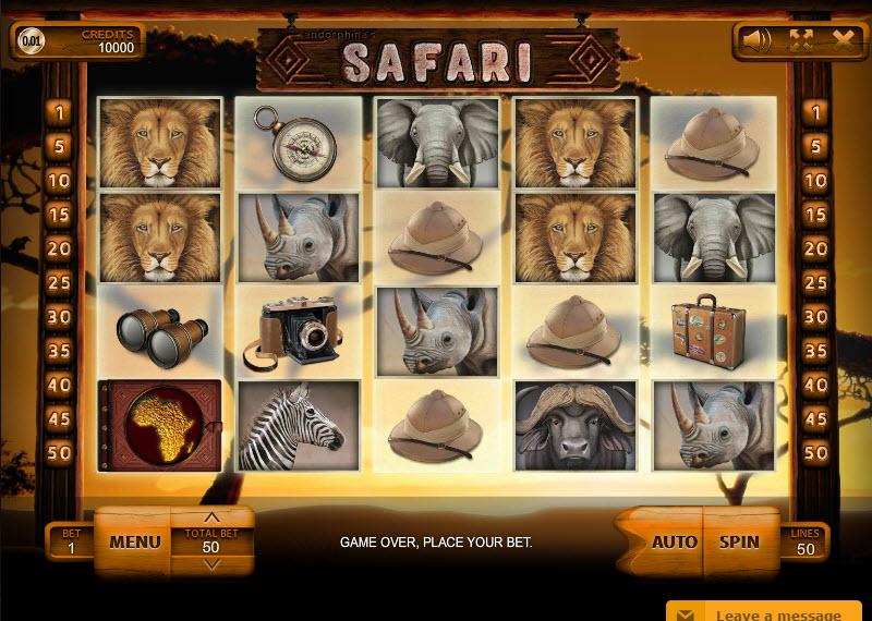 Safari MCPcom Endorphina