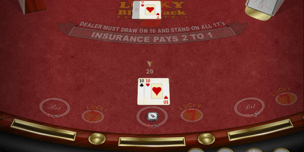 Lucky 7 Blackjack MCPcom Espresso Games2
