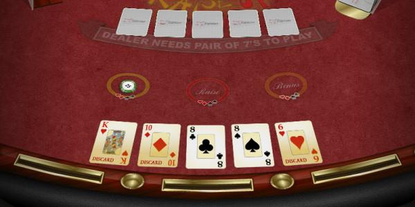 Raise Up Poker MCPcom Espresso Games2