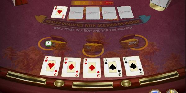 Tropical Stud Poker MCPcom Espresso Games2