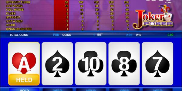 Joker Poker MCPcom Espresso Games2