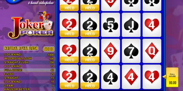 4H Joker Poker MCPcom Espresso Games2