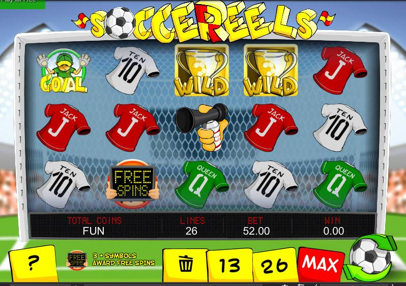 Soccereels MCPcom Espresso Games