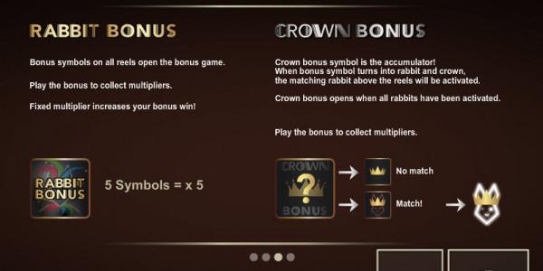Rabbit's Crown MCPcom Espresso Games pay2
