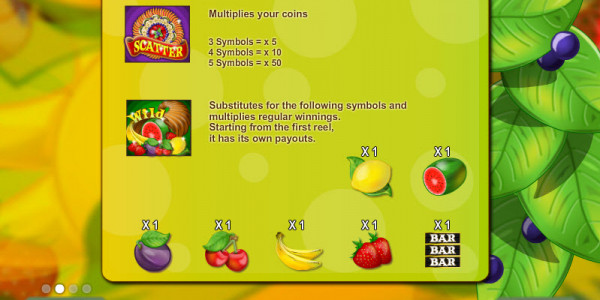 Fruit Fever MCPcom Espresso Games pay2