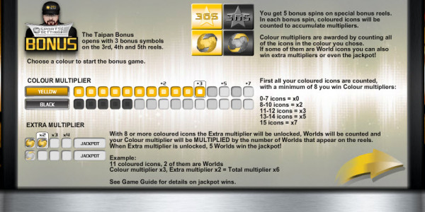 365 Slot MCPcom Espresso Games pay2
