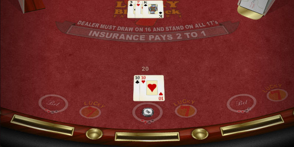 Lucky 7 Blackjack MCPcom Espresso Games3