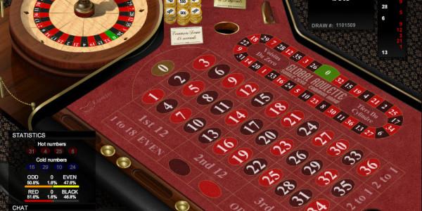 Global Roulette 45 MCPcom Espresso Games3