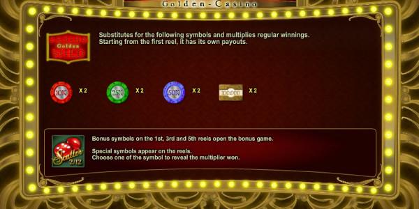 Golden Casino MCPcom Espresso Games pay2