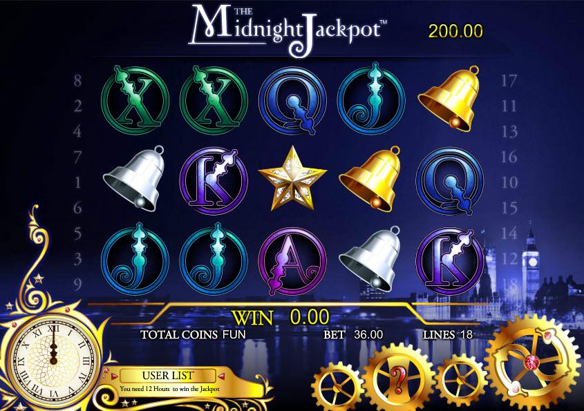 The Midnight Jackpot MCPcom Espresso GamesThe Midnight Jackpot MCPcom Espresso Games
