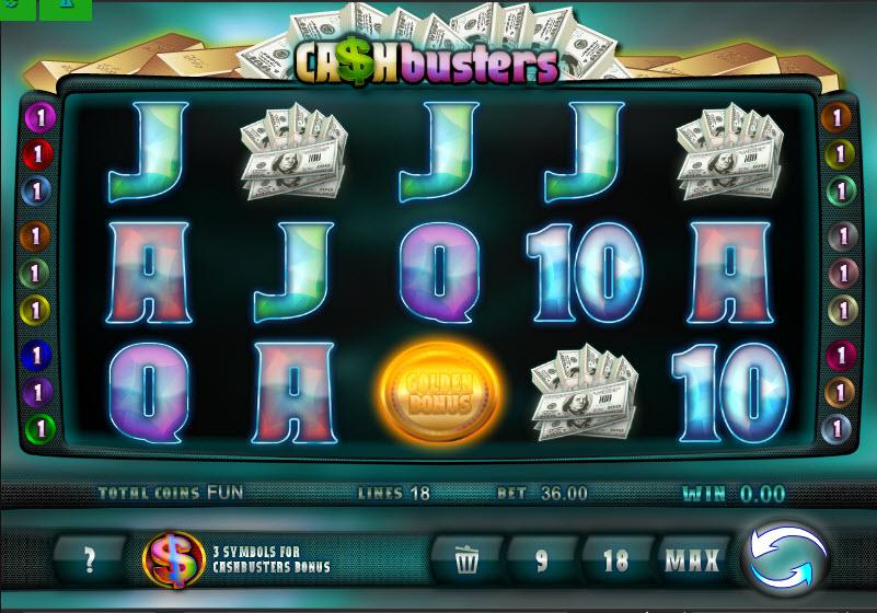 Cash Busters MCPcom Espresso Games