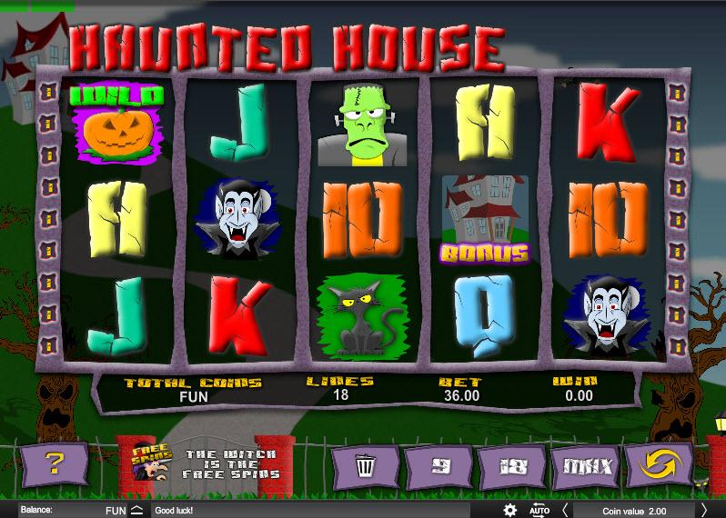 Haunted House MCPcom Espresso Games