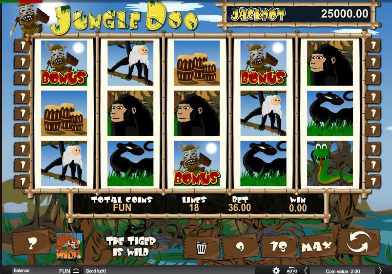 Jungle Doo MCPcom Espresso Games