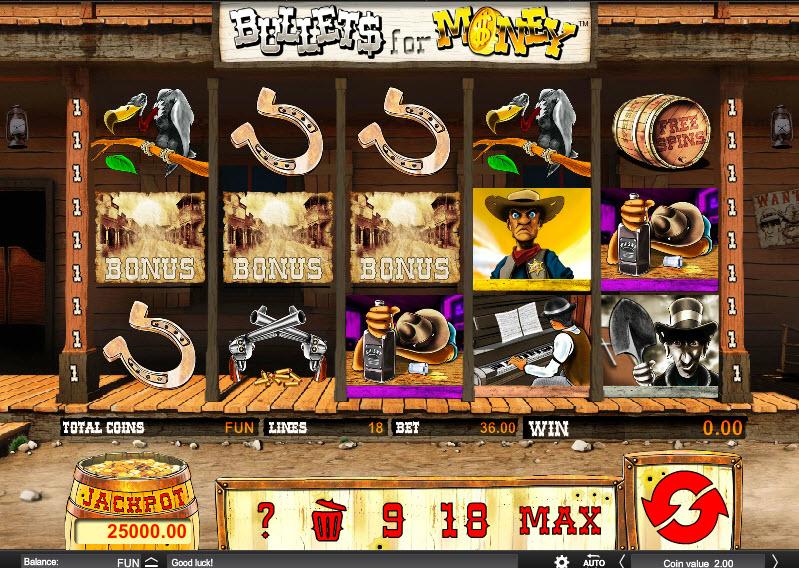 Bullets for Money MCPcom Espresso Games