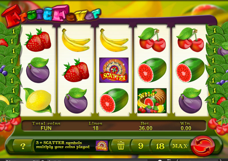 Fruit Fever MCPcom Espresso Games
