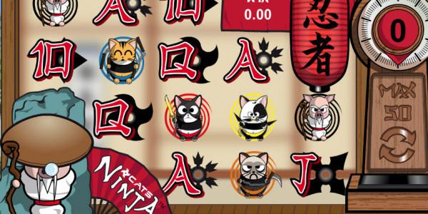 Ninja Cats MCPcom Espresso Games