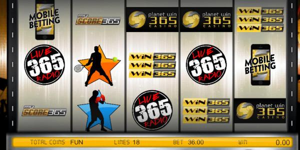 365 Slot MCPcom Espresso Games