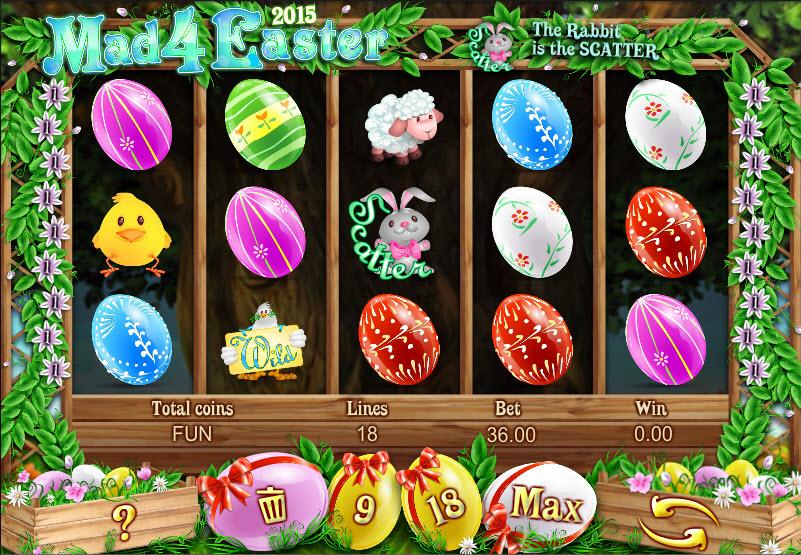 Mad 4 Easter MCPcom Espresso Games