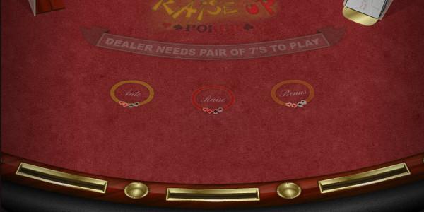Raise Up Poker MCPcom Espresso Games