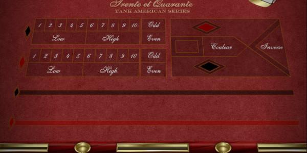 Trente et Quarante MCPcom Espresso Games