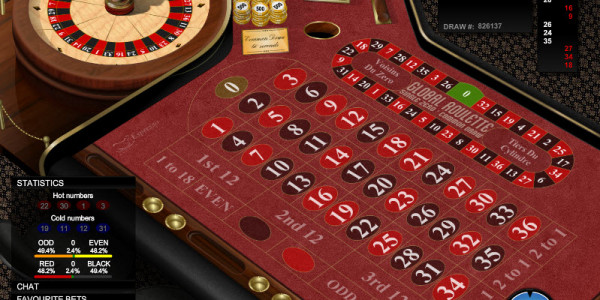 Global Roulette 60 MCPcom Espresso Games