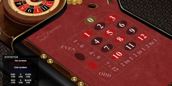 12 Number Roulette MCPcom Espresso Games