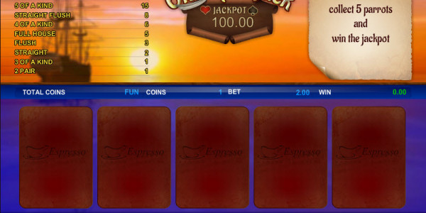 One Eyed Jack MCPcom Espresso Games