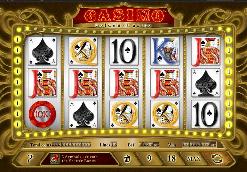 Golden Casino MCPcom Espresso Games