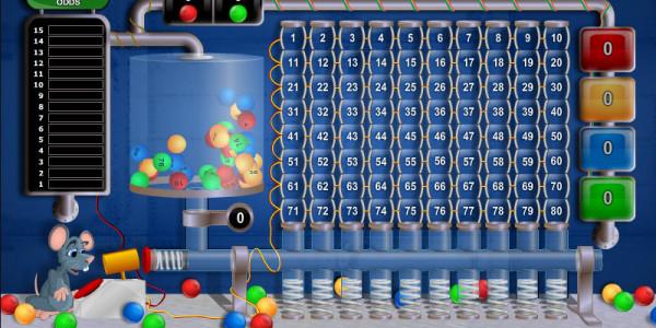 Rat-a-Keno MCPcom Espresso Games