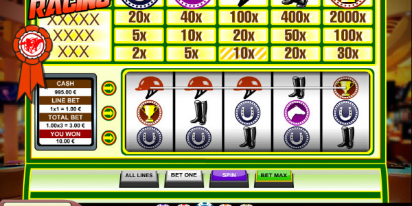 Horse Racing MCPcom Gamescale2