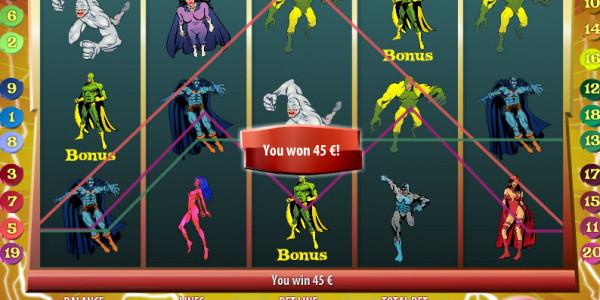Lucky Hero MCPcom Gamescale win